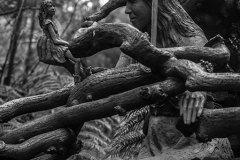 Wood-Sculpture