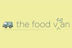 The Food Vegan Logo