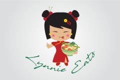 Lynnie Eats Logo