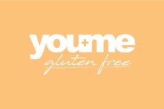 You & Me, Gluten Free Logo