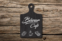 Bozar Cafe Logo