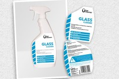 Uber Glass Cleaner Spray